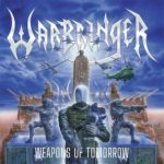 Warbringer - Weapons Of Tomorrow Cover