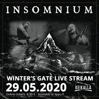 Bild Insomnium Winter's Gate Stream