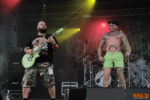 Konzertfoto von Rectal Smegma - Summer Breeze Open Air 2019