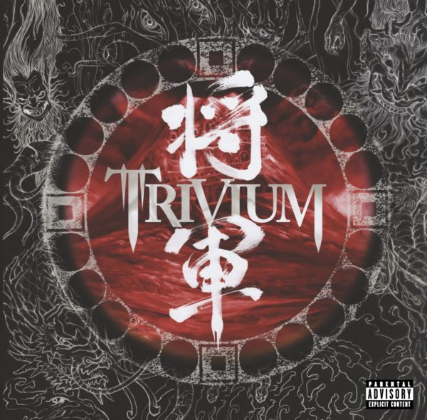 "Cover von TRIVIUMs ""Shogun"""