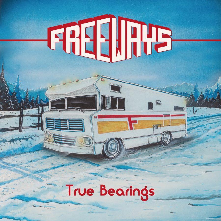 """True Bearings"" von FREEWAYS"