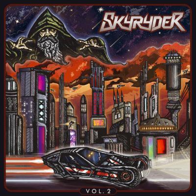 """""""Vol. 2"""" von SKYRYDER"""