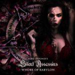 Mike LePond's Silent Assassins - Whore Of Babylon Cover