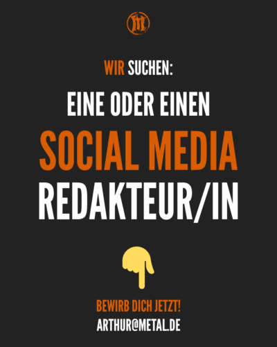 metal.de sucht Social Media