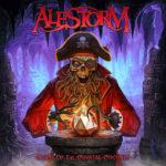 Alestorm - Curse Of The Crystal Coconut Cover