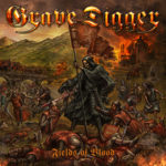 Grave Digger - Fields Of Blood Cover