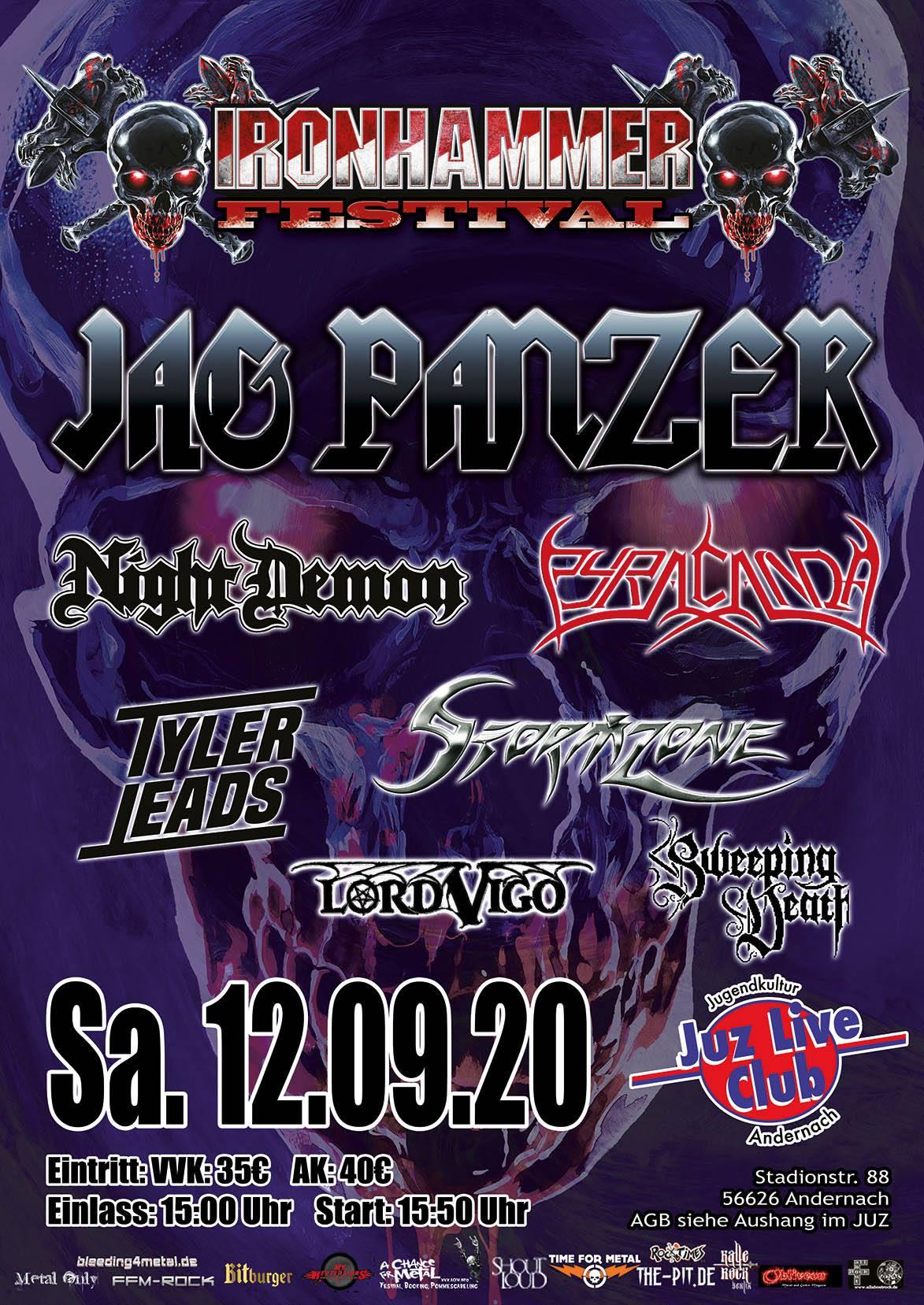 Ironhammer Festival 2020