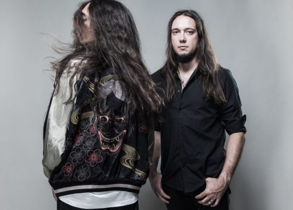 Bild Alcest Bandfoto 2019