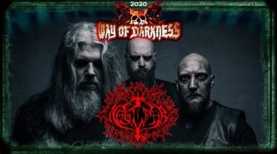 Naglfar - Way of Darkness 2021