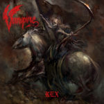 Vampire - Rex Cover