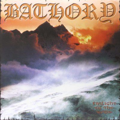 Bathory - Twilight Of The Gods (Cover)