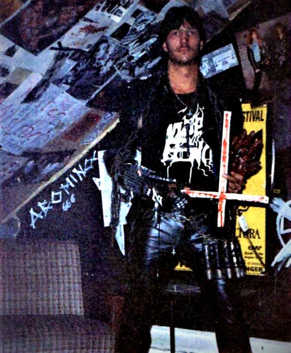 Abo Alsleben - Mayhem live in Leipzig