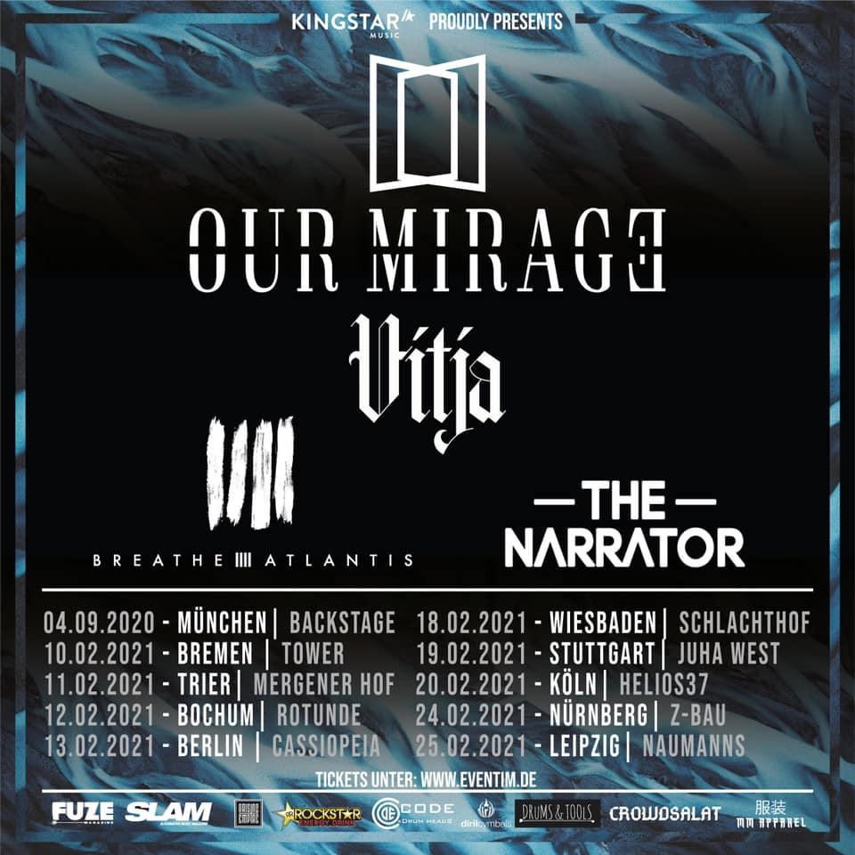 OurMirageTour2020/21