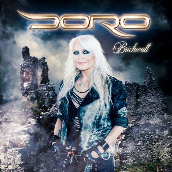 """Cover zur Single """"Brickwall"""" von Doro"""