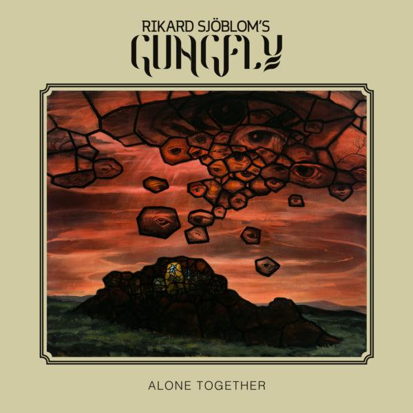 """Cover-Artwortk zum Album """"Alone Together"""" von Rikard Sjöblom's Gungfly"""