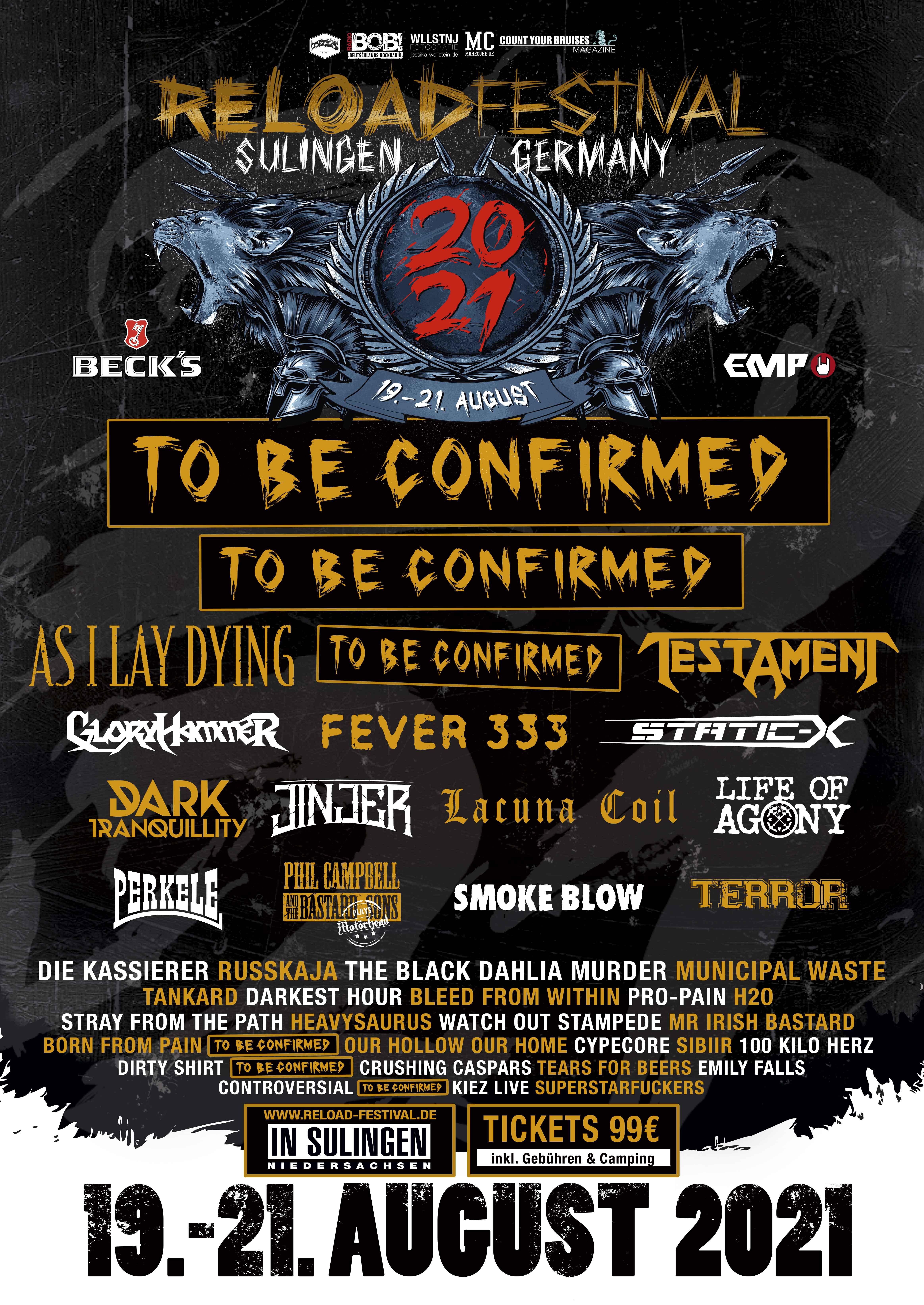 Reload Festival 2021