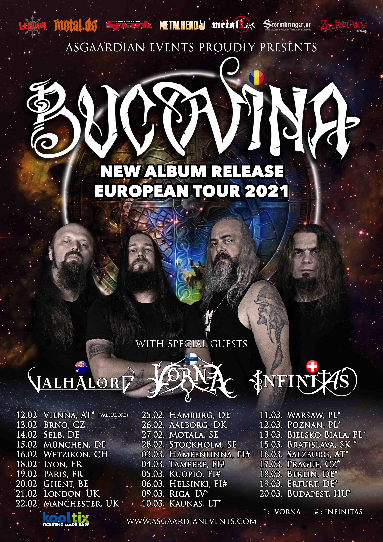 Bucovina Tour 2021