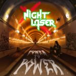 Night Laser - Power To Power Cover