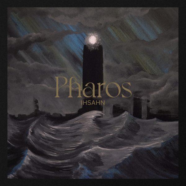 """Cover-Artwork zur Ihsahn-EP """"Pharos"""""""