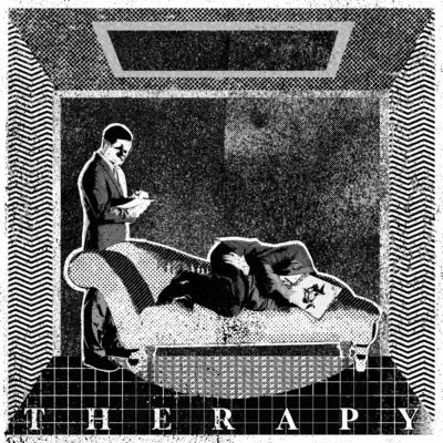 Alive Alone - Therapy / EP-Cover