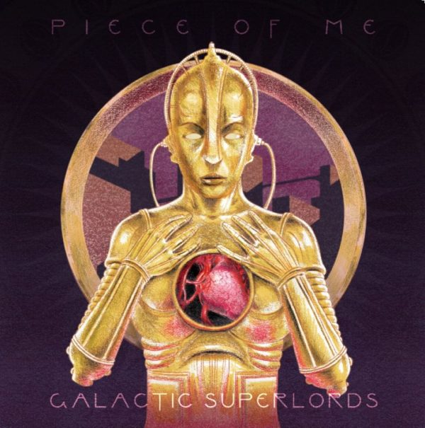 Galactic Superlords-Piece Of Me Cover