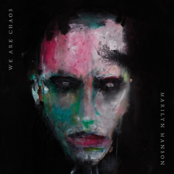 Cover-Artwork - Marilyn Manson - We Are Chaos