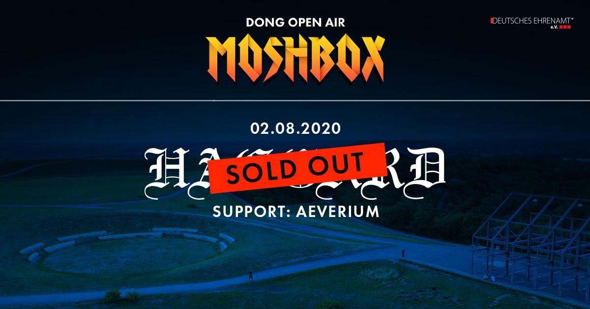 Haggard & Aeverium - Dong Open Air Moshbox 2020