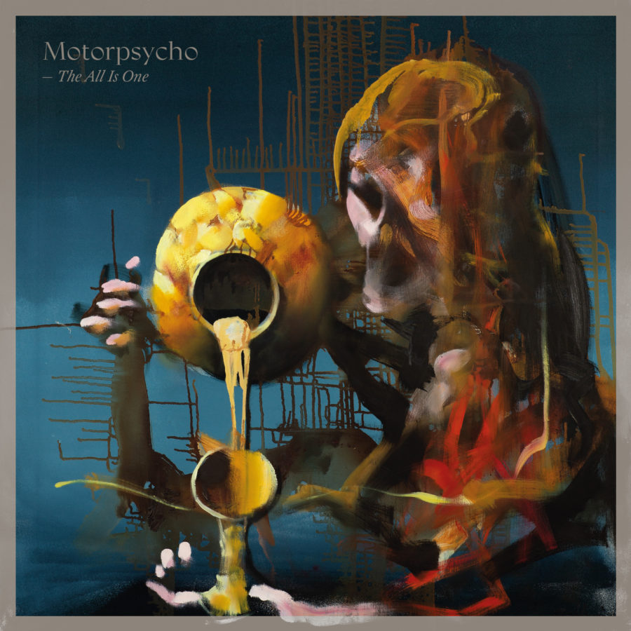 """Cover von MOTORPSYCHOs """"The All Is One"""""""