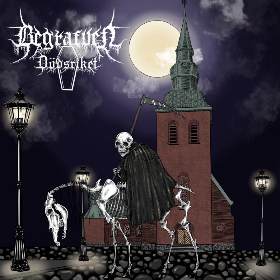 Cover-Artwork - Begrafven - Dödsriket