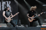 Konzertfoto von Beyond The Black auf dem Wacken Open Air 2019