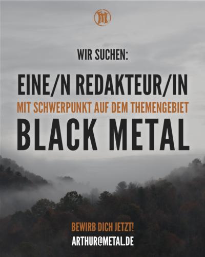 metal.de sucht Black Metal
