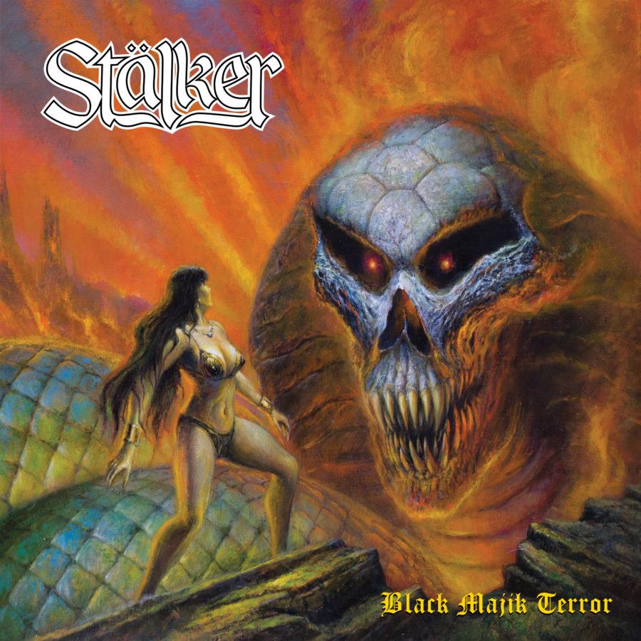 Stälker - Black Majik Terror (Artwork)