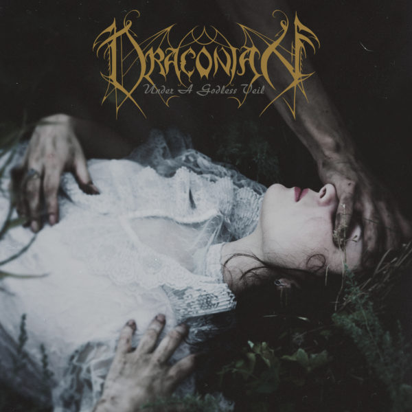"Cover Artwork von DRACONIAN ""Under A Godless Veil"""