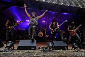Konzertfoto von Theotoxin - Fimbul Festival 2020