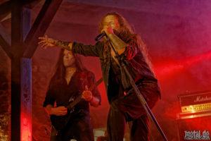 Konzertfoto von Wandar - Fimbul Festival 2020