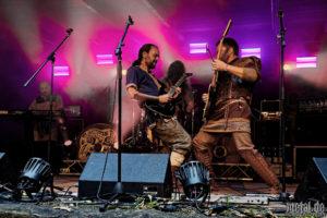 Konzertfoto von XIV Dark Centuries - Fimbul Festival 2020