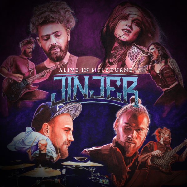 Jinjer - Alive in Melbourne