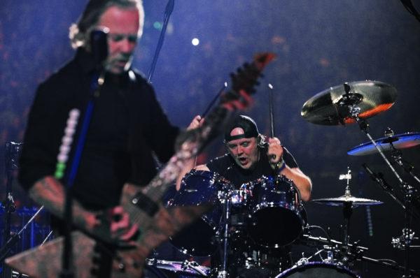 Metallica Hetfield & Ulrich S&M2 Promo