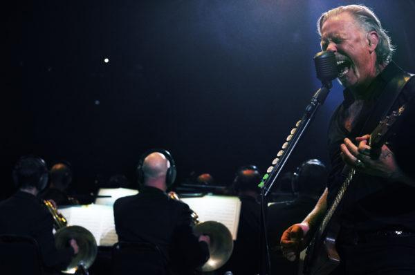 Metallica James Hetfield S&M2 Promo