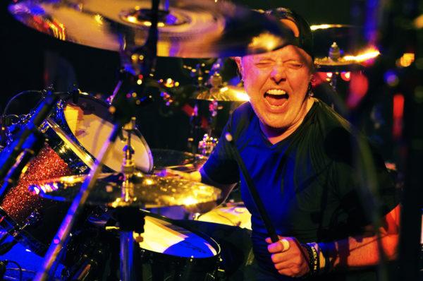 Metallica Lars Ulrich S&M 2 Promo