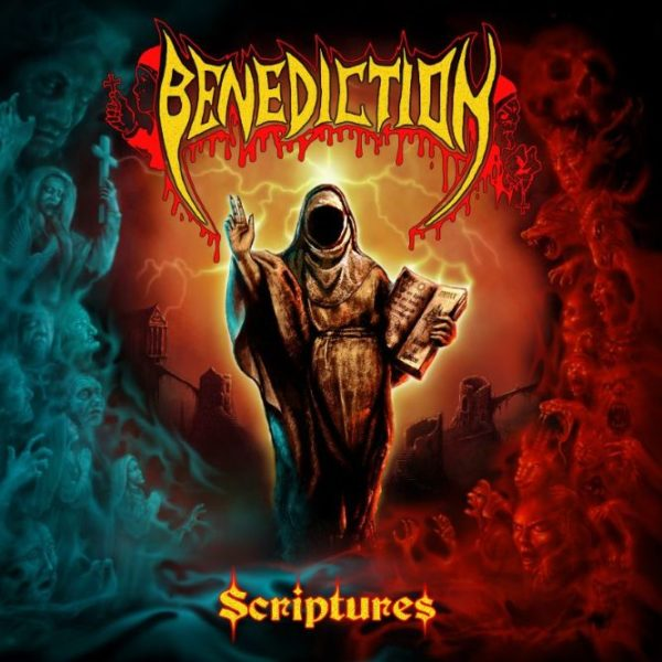 Benediction -Scriptures Cover Artwork