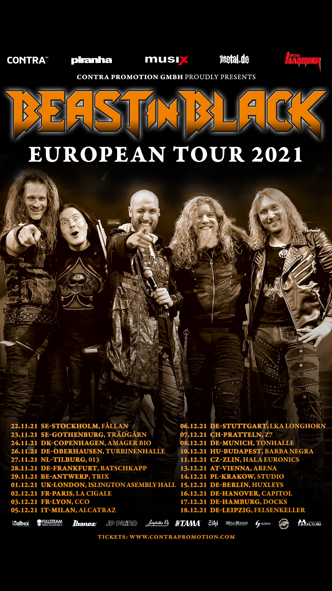 European Pga Tour 2021