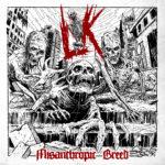 Lik - Misanthropic Breed Cover