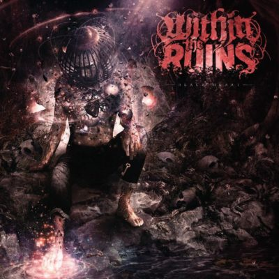 Cover-Artwork - Within The Ruins - Black Heart
