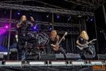 Konzertfoto von Helgrindur - Wolfszeit Festival 2020