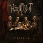 Nachtblut - Vanitas Cover