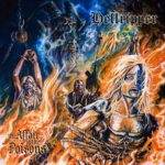 Hellripper - The Affair Of The Poisons Cover