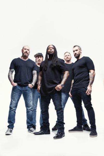 Sevendust -Band 2020
