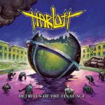 Harlott - Detritus of the Final Age Cover