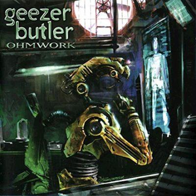 """Re-Release von GEEZER BUTLERs """"Ohmwork"""""""